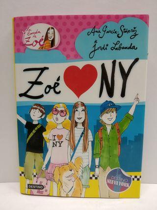 Zoé en New York.