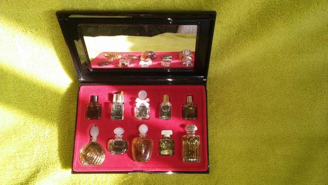 perfumes miniatura vintage
