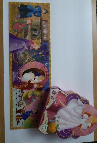 puzzle Djeco Cenicienta