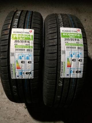 Neumáticos Kumho 205 55 16