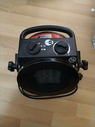 Cañón calefactor 2000W