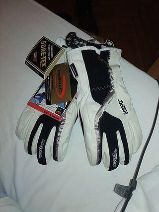 guantes ski snow Level nuevos!