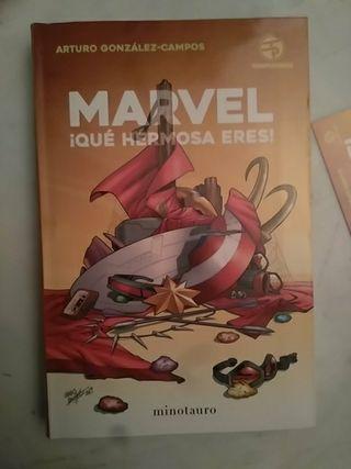 libro ¡Marvel, que hermosa eres!