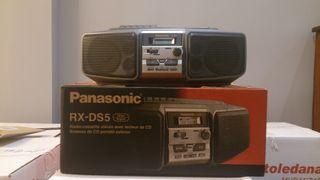 reproductor CD Panasonic