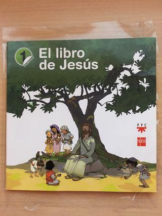 El libro de Jesús 1 Primaria- SM