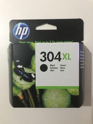 Cartucho de tinta Negro HP 304 XL Nuevo