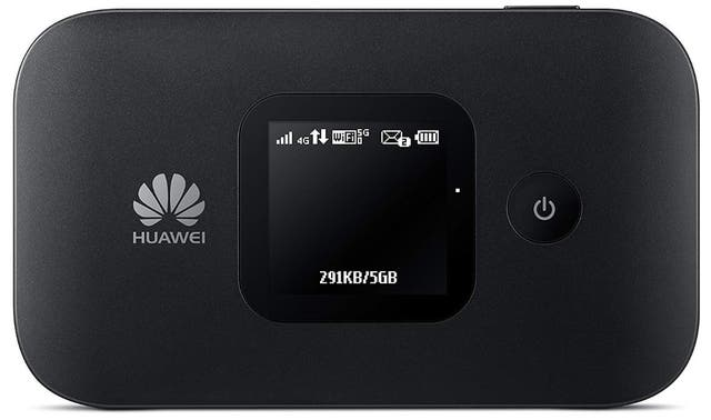 Router Wi-Fi 4G Huawei Mobile