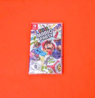 Super Mario Party PRECINTADO / Switch
