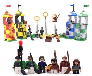 COMPATIBLE LEGO HARRY POTTER Game Match