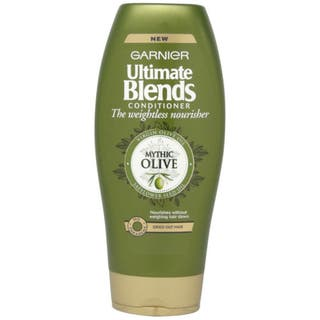 Pack Garnier Mythic Olive Conditioner+ 3 skincare