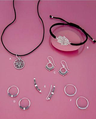 amuletos (plata)
