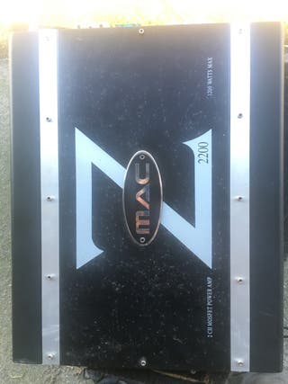 Mac 2200