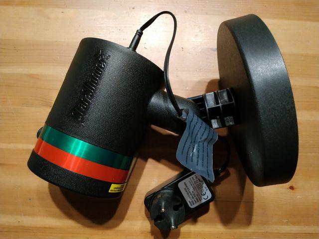 Proyector láser bicolor NUEVO