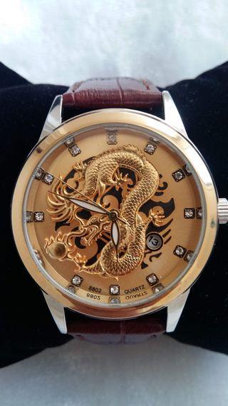 Dragon watch men