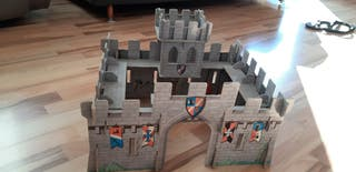 Castillo medieval carton duro