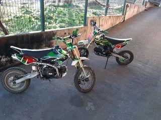 pit bike moto niño o adulto