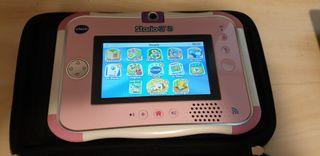 Tablet educativa Storio 3S de VTech + Bob Esponja