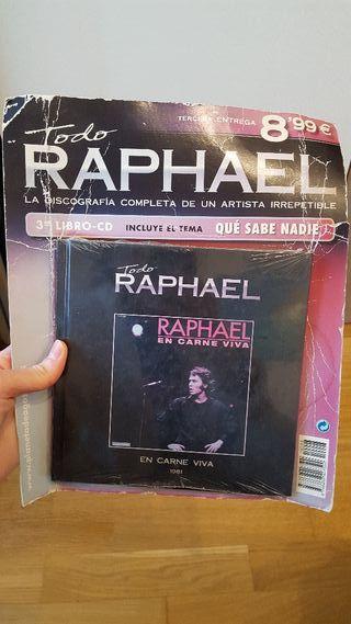 LIBRO CD RAPHAEL