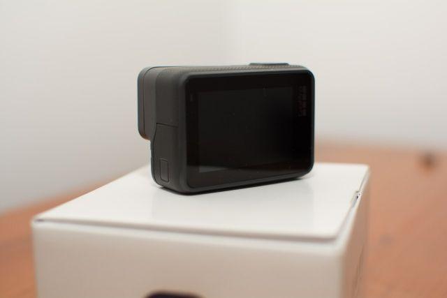 GoPro 6 Black con seguro