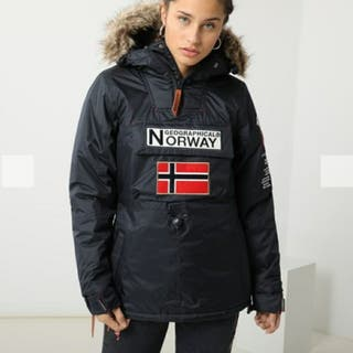 PARKA MUJER GEGRAPHICAL NORWAY