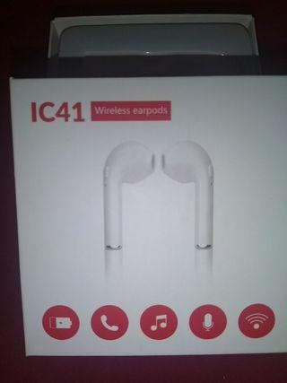 Wireless earpods IC41