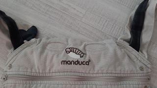 Mochila portabebé MANDUCA