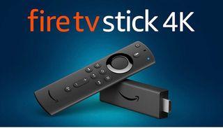 Amazon TV Fire Stick 4K + Kodi Installation
