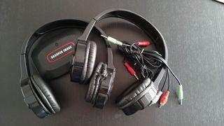 Auriculares radiofrecuencia inalámbricos.