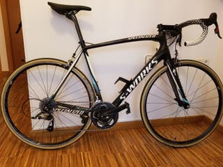 Specialized Tarmac S-Works SL4, Edición Quick-Step