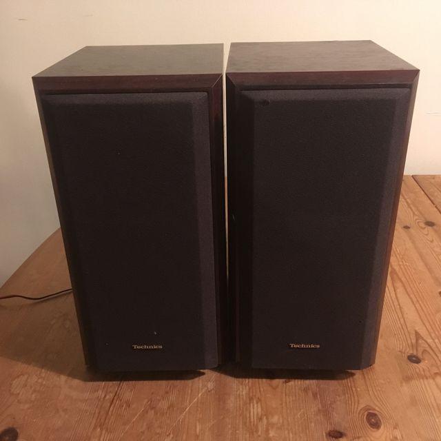 Speakers, Technical, SB-HD350.