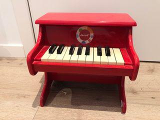 Piano madera infantil Janod