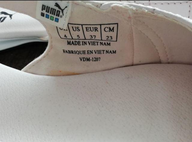 Zapatillas Puma (Nuevas) sin estrenar