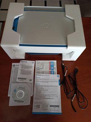 HP DeskJet 3639 + cartuchos *NUEVA*