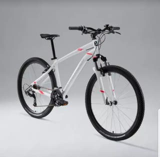 Bicicleta Rockrider mujer segunda mano