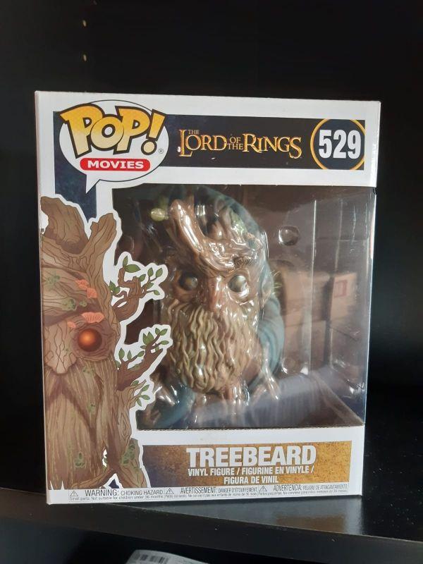 Funko Pop El Señor de los anillos - Treebeard