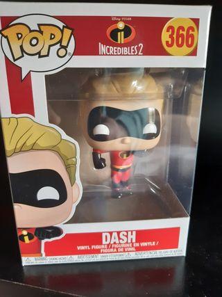 Funko Pop Los Increíbles 2 - Dash