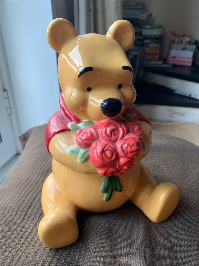 Winnie the Pooh ceramic money box