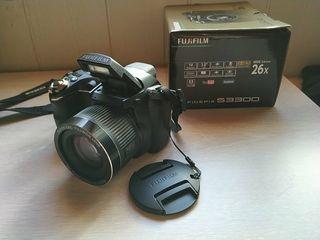 Cámara Fujifilm S3300