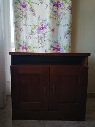 Bonita mesa multifuncional (TV, impresora,etc)