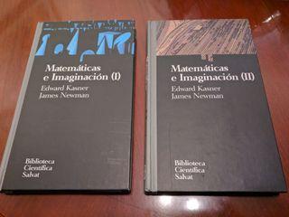 Libros divulgación matemáticas