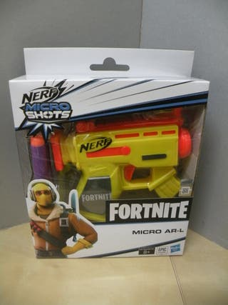 Nerf Fortnite Dardos Juguetes