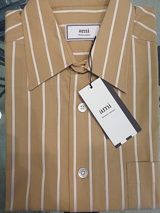 camisa oversize Ami