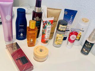 Lote de 13 productos
