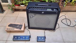 Amplificador de Guitarra + 2 footswitch!