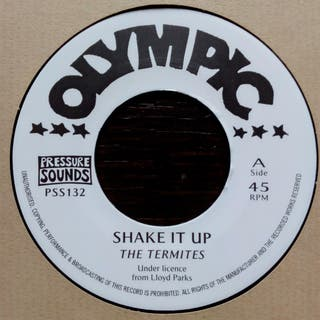 """The Termites - Shake It Up / Rocksteady 7"""""""