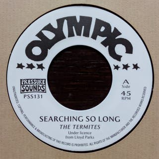 """The Termites / Searching So Long - Rocksteady 7"""""""