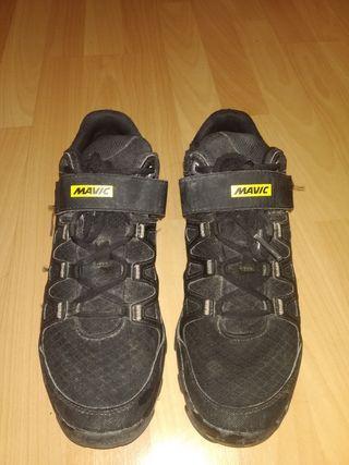 Zapatillas ciclismo MTB Mavic