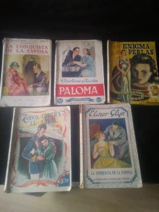Novelas años 30