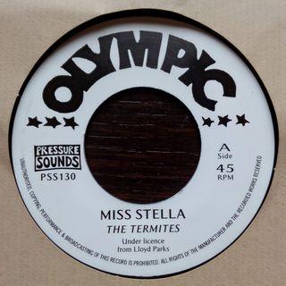 """The Termites - Miss Stella - Rocksteady 7"""""""