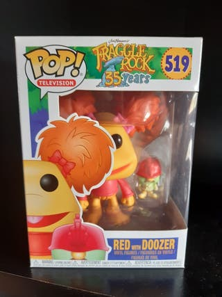 Funko Pop Fraggle Rock - Red